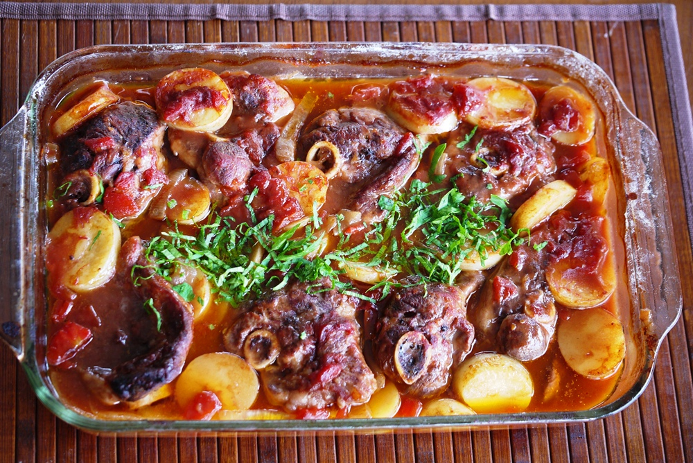 how to cook lamb chops bake