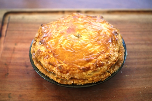 lamb pie for a national treasure | Julie's Blog