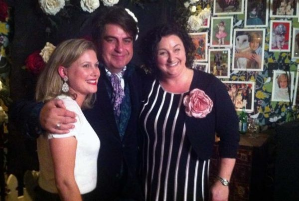 Matt Preston's 50th birthday party!