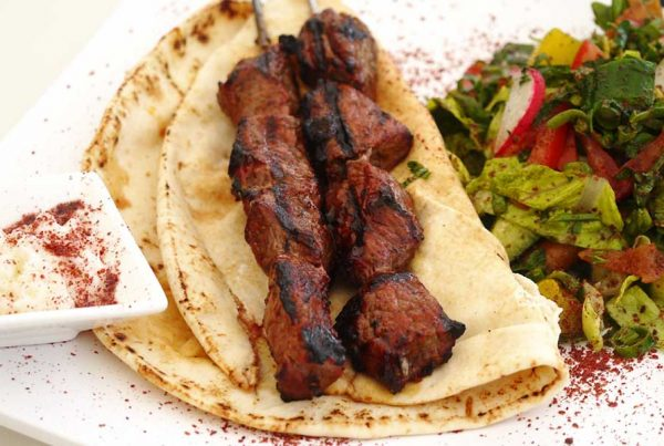 A Lebanese feast!