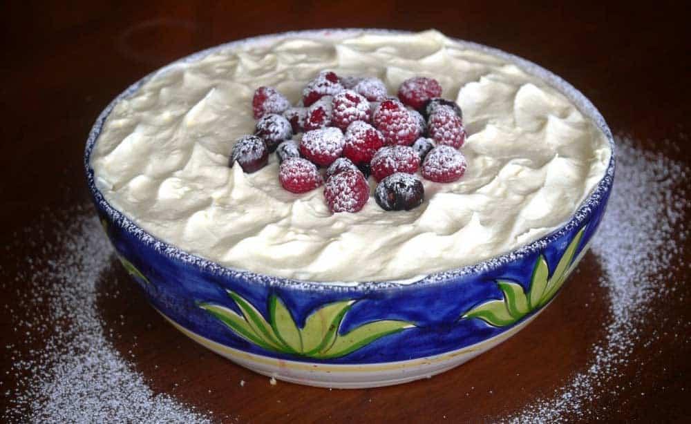 Sherry Trifle