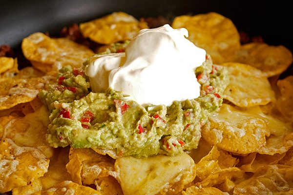 Beef Nachos - a Julie Goodwin recipe