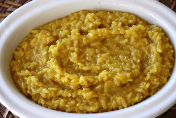 Milanese Risotto