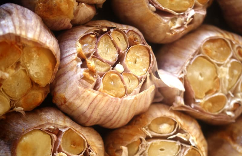roast garlic