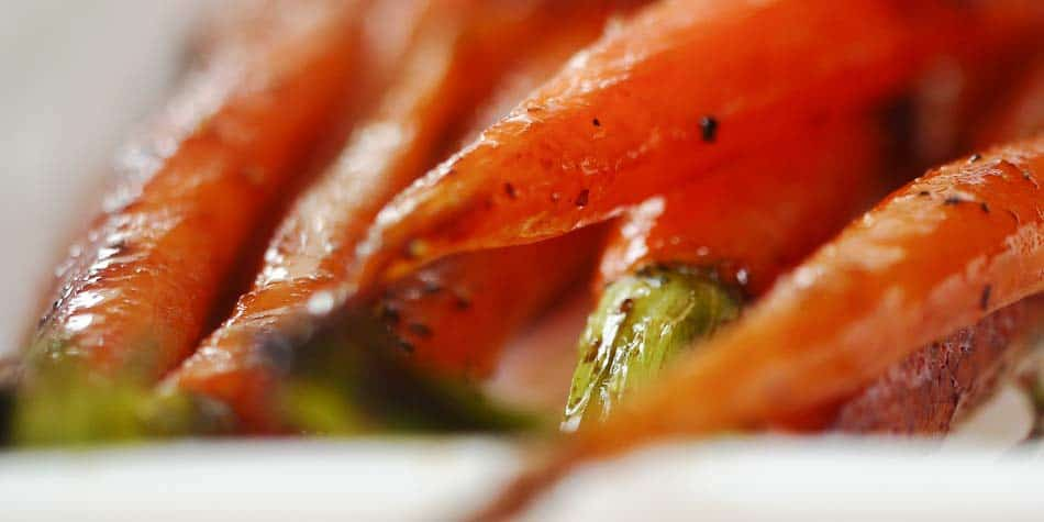 honey dutch carrots