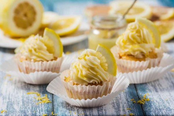 Lemon Diva Cupcakes | a Julie Goodwin recipe