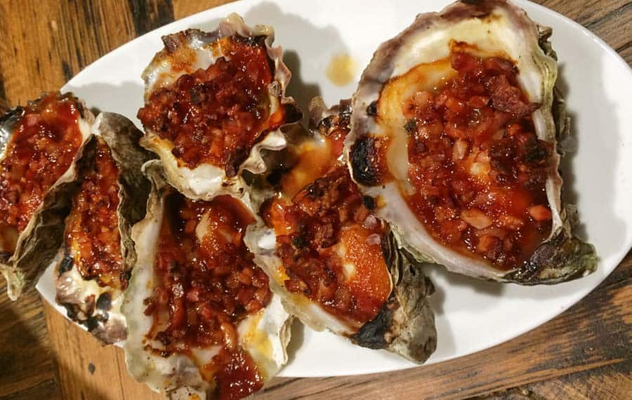 Oysters Kilpatrick | recipe