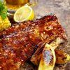 Chilli plum pork ribs | a Julie Goodwin pork recipe