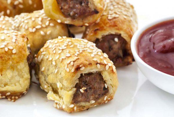 Sausage Rolls | recipe